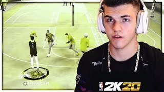 I HIT 99 OVERALL ON MY UNBELIEVABLE SHOTCREATOR NBA 2K20! BEST POINT GUARD BUILD!