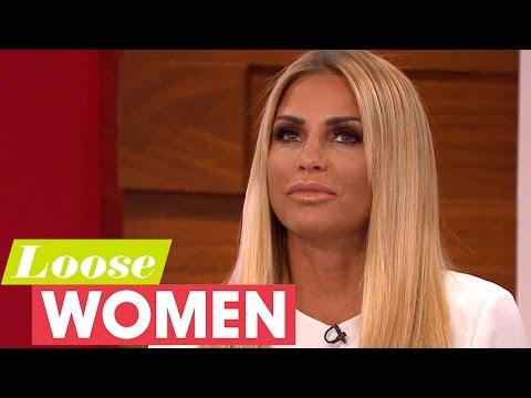 Katie Price On Men Who Wear Jewellery | Loose Women