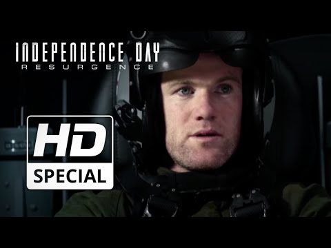 Independence Day: Resurgence (Viral Video 'Manchester United')