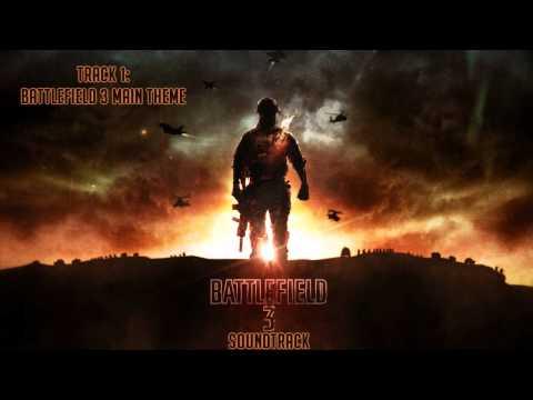 Battlefield 3 [Soundtrack] - Track 01 - Battlefield 3 Main Theme 1