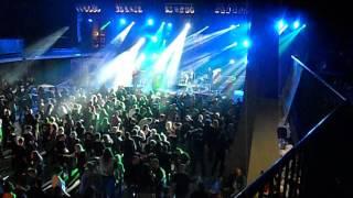 Video Hustej guláš  -Špinavý záda - Rockový ples Olomouc, 20.2.2016