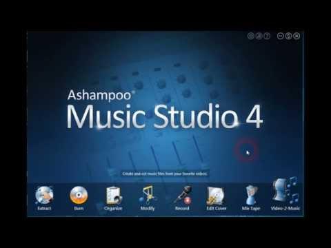 Ashampoo music studio cutting