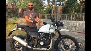 3. Royal Enfield Himalayan BS4 EFI Simplified Q&A
