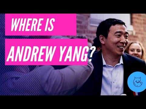 Where Is Andrew Yang? DemDebate? From Chicago to Iowa 🇵🇷