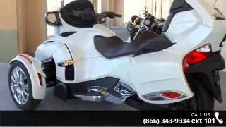 9. 2013 Can-Am Spyder RT Limited SE5  - RideNow Powersports ...