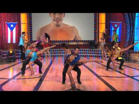 Los Profesionales Bailan Con Sabor Latino (Mi Sueño Es Bailar)  - Thumbnail