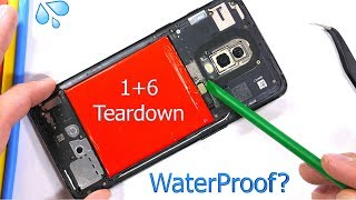 Video OnePlus 6 Teardown! - How Water Proof is it really? MP3, 3GP, MP4, WEBM, AVI, FLV Agustus 2018