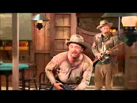 Robert Mitchum - Eldorado - Let Me Hear You Laugh! John Wayne