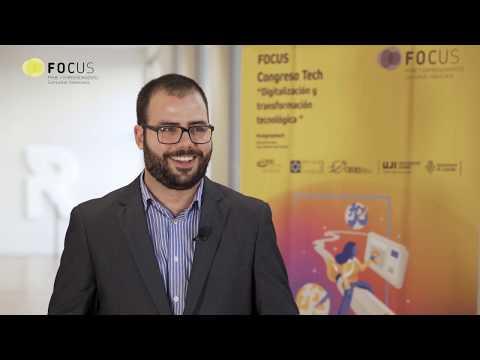 FOCUS Pyme Congreso Tech -Entrevista Juan Ignacio Cantero, ITC