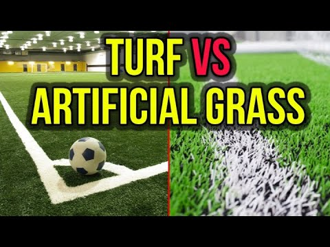 WHAT'S THE DIFFERENCE BETWEEN TURF AND ARTIFICIAL GRASS?