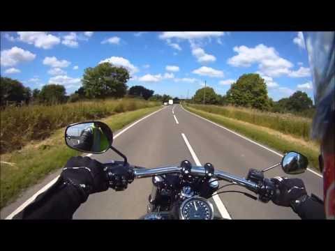 2015 Harley Davidson Fat Bob - Road test/Review