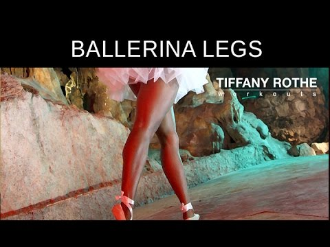 Get in Shape with Tiffany Rothe - Ballerina Legs | TiffanyRotheWorkouts