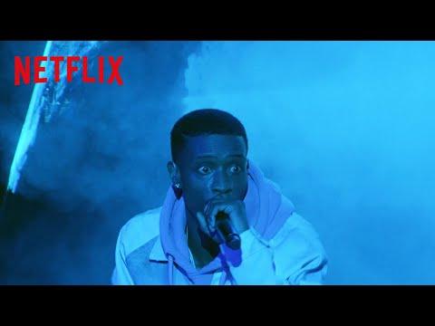 Troyman Brings the Energy with Streetlight   Rhythm + Flow   Netflix