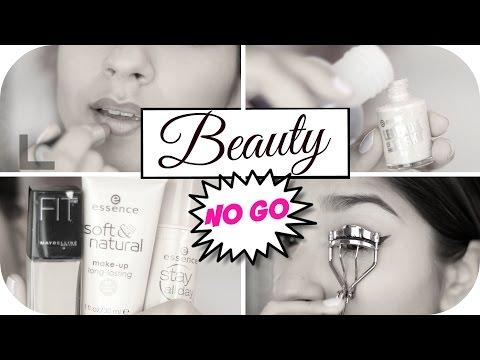 NAGELLACK verdünnen, Make Up SÜNDEN - Beauty NO GO's   Sanny Kaur