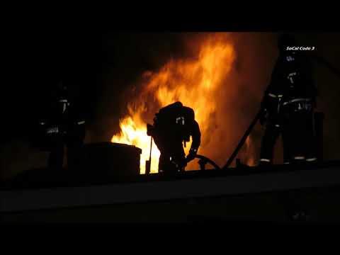 2 Houses Burn On Black Friday In Chula Vista 11/24/2017