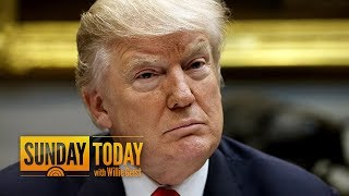 Video White House Denies Report President Trump Made Crude Remarks About Immigrants | TODAY MP3, 3GP, MP4, WEBM, AVI, FLV April 2018