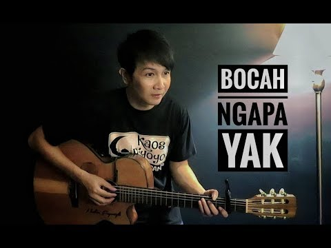 Wali Bocah Ngapa Yak - Nathan Fingerstyle | Guitar Cover