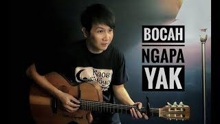 Video (Wali) Bocah Ngapa Yak - Nathan Fingerstyle   Guitar Cover MP3, 3GP, MP4, WEBM, AVI, FLV Juli 2018