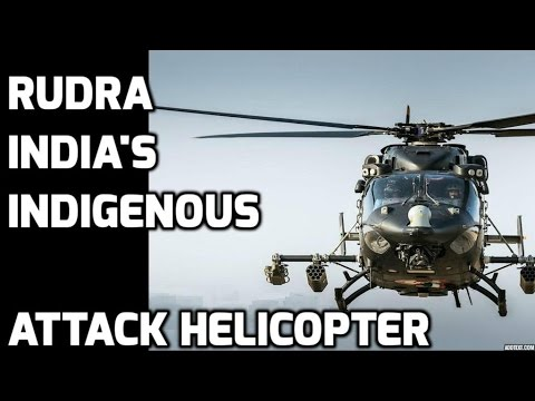 RUDRA:INDIA'S INDIGENOUS ATTACK...