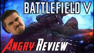 Video Battlefield V Angry Review MP3, 3GP, MP4, WEBM, AVI, FLV Februari 2019