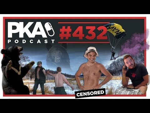 Pka 432 Parachute Without Harness, Father And Son Ruthlessly Poach Bear, Dippity Dippity Dump
