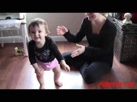Cute Babies learning to walk Compilation 2015