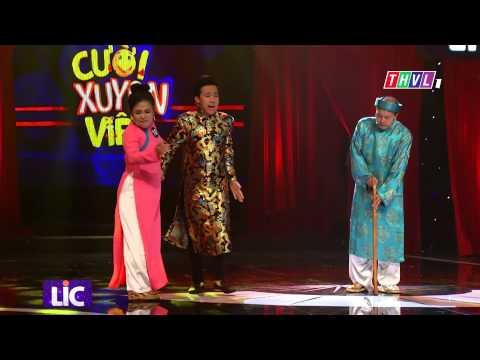 Cười xuyên Việt (Tập 7) - Vòng chung kết 5: Thử thách loại trừ: Nguyễn Huỳnh Nhu