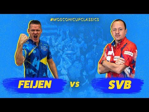 Shane van Boening vs Niels Feijen | 2015 Mosconi Cup