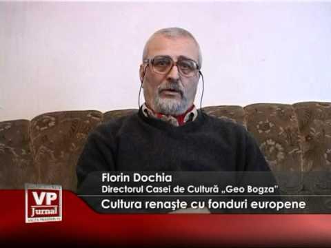 Cultura renaşte cu fonduri europene