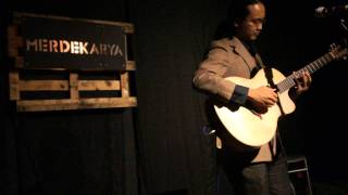 http://www.azsamad.com Rainbow Cotton Candy  Az Samad (DADGAD Fingerstyle Guitar with Harmonics) Live at Merdekarya, ...