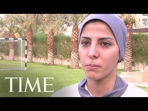 The Secret Life of a Saudi Women's Soccer Team