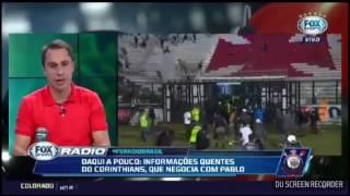 Torcedores do Palmeiras vão quebrar a ilha!!!