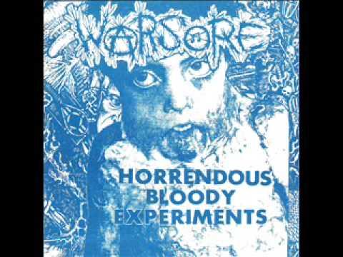 Warsore Split With Nee! online metal music video by WARSORE