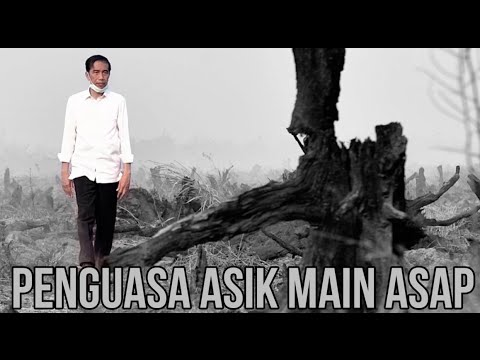 Penguasa Asik Main Asap