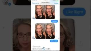 Review of the Try Out Glasses Bot