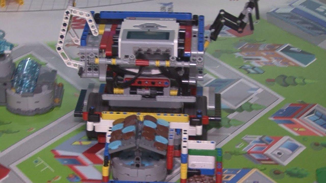 Στις 3-4 Μαρτίου ο μεγάλος τελικός του φετινού First Lego League (FLL) στο Βελλίδειο στη ΔΕΘ
