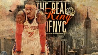 Carmelo Anthony - Shooting For The Stars (HD)