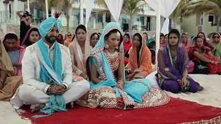 Download Lagu Highlights Destination Wedding Sikh Priest Services Cancun, Riviera Maya Mexico, Jamaica Mp3