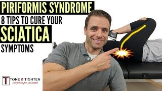 Video Sciatica Pain Relief For Piriformis Syndrome - Stretches and Exercises MP3, 3GP, MP4, WEBM, AVI, FLV Agustus 2019