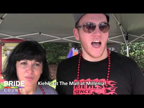 Kiehl's Supports Come Out with Pride Orlando 2013