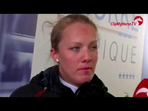 Gudrun Patteet winner CSI5* class