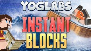 Minecraft Mods - Pop Up Hot Tub - YogLabs (Instant Blocks Mod)