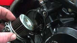 7. Honda ATV Oil Filter - Which Way Does It Go?