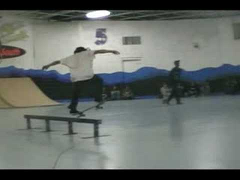 Baker DeathWish Demo At Skate South