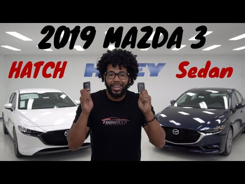 The 2020 Mazda 3 is MAINSTREAM LUXURY!