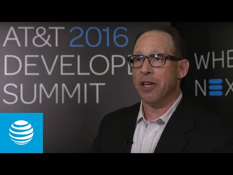 Smart Cities - 2016 AT&T Developer Summit at CES
