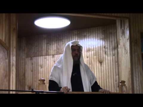خطبة الجمعة-الوهن داء الأمّة للشيخ وليد المنيسي