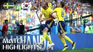 Video Sweden v Korea Republic - 2018 FIFA World Cup Russia™ - Match 12 MP3, 3GP, MP4, WEBM, AVI, FLV Juli 2018