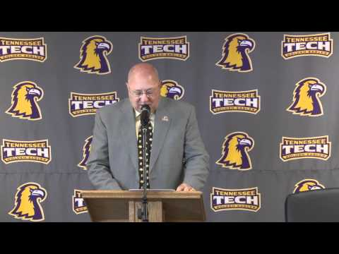 Jim Davis named Tennessee Tech women's basketball coach