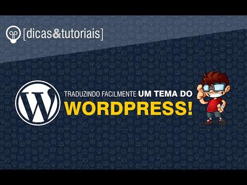Como traduzir facilmente um tema do WordPress